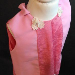 tunika różowa