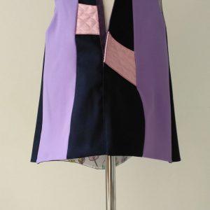 sukienka kamizelka